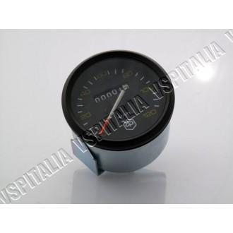 13a - Contakm Vespa PX 125 150 200 1 serie nero - R.O. Piaggio 138792