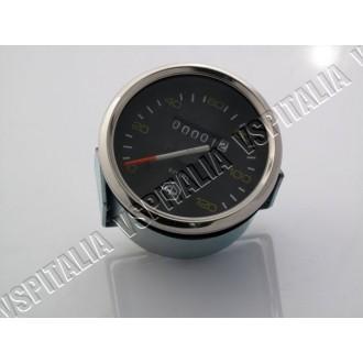 13b - Contakm Vespa PX 125 150 200 1 serie cromato - R.O. Piaggio 138792