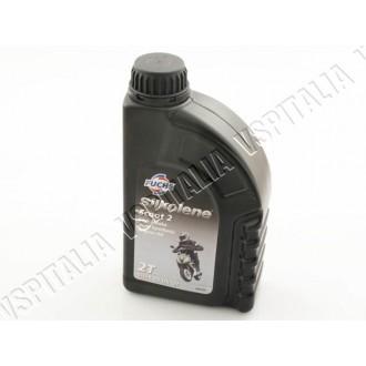 Olio miscela 2 Tempi SILKOLENE Scoot 2 semi sintetico - Specifiche API TC - JASO FC (1 Litro)
