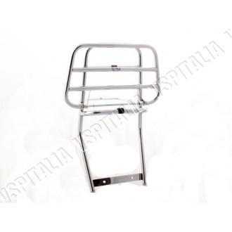 Portapacchi posteriore cromato Vespa 50 125 Primavera ET3