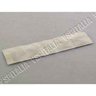 Adesivo cofano -PX125- resinato colore argento per Vespa PX freno a disco - Millenium - R.O. Piaggio 575795