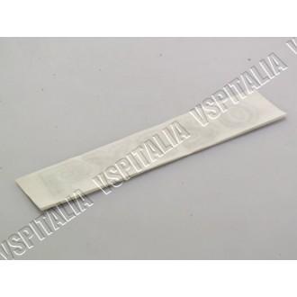 Adesivo cofano -PX150- resinato colore argento per Vespa PX freno a disco - Millenium - R.O. Piaggio 575796
