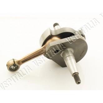 Albero motore corsa 43mm. biella 87mm. cono ø19mm. tipo originale JASIL per tutti i modelli di Vespa 50 e Vespa PK 50 S - R.O. P