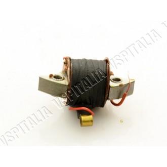 Bobina alta tensione interna Vespa VNA - VNB1 con batteria - VNB 4/5 - interasse  fori d\'attacco 43mm. - R.O. Piaggio 086482 -