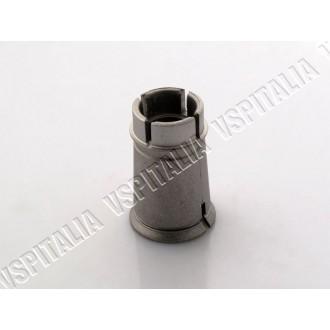 Bocchettone collettore ammissione ø16mm. per Vespa 50 - R.O. Piaggio 110003