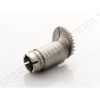 Bocchettone collettore ammissione ø16mm. per Vespa 50 PK - R.O. Piaggio 2451974 - 0280921