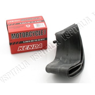 Camera d\'aria KENDA per pneumatici 3.00-10 - 3.50-10 Valvola 90° - Per tutti i modelli di Vespa con ruote da 10\'\'
