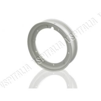 Cerchio scomponibile bianco 10\'\' canale 2.10 per tutti i modelli di Vespa