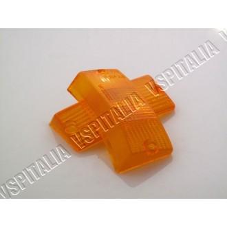 Coppia gemme frecce anteriori arancioni SIEM per Vespa PX e T5 - R.O. Piaggio 185976 - 185977