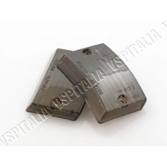 Coppia gemme frecce anteriori fumè per Vespa PK 50 125 S - R.O. Piaggio 21557 - 217558