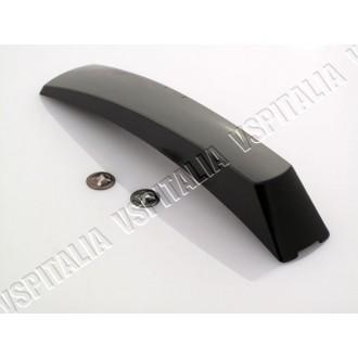 Cresta parafango in alluminio nera per Vespa PX (si può montare su tutti i modelli PX) - R.O. Piaggio 137422