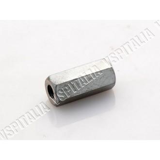 Distanziale cuffia cilindro M8x33mm. per Vespa 160 GS - 180 SS - 180/200 Rally - PX 200 - T5 - R.O. Piaggio 15239 - 59969 (per 1