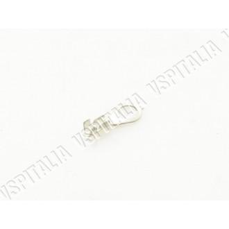 Faston ad anello a crimpare non isolato, Foro M6 øint. 6,2mm. øest. 8,7mm - Per collegamenti batteria e collegamenti vari - Vesp