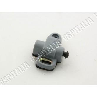 Interruttore stop grigio Vespa VNB1 - VBA - VBB1 - GL - GS VS4/5 - 160 GS - 180 SS - Rally 200 (impianti con batteria o elettron