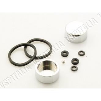 Kit guarnizioni e cilindretti per revisione pinza freno SIP anteriore (inclusa sfera) per Vespa PX