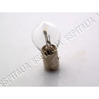 Lampadina 12V 25/25W HERT biluce per luce abbagliante/anabbagliante anteriore Vespa (modifiche impianti a 12v)