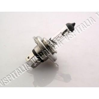 Lampadina 12V 35/35W HS1 FLOSSER Germany alogena luce abbagliante/anabbagliante per faro alogeno Vespa PX 125 150 200 - R.O. Pia