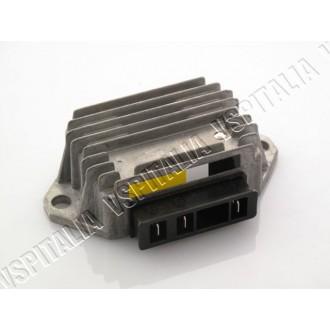 Regolatore di tensione 3 poli DUCATI ENERGIA 12V 20A per Vespa PX - PK S - XL - ETS senza batteria - R.O. Piaggio 1616395 - 1616