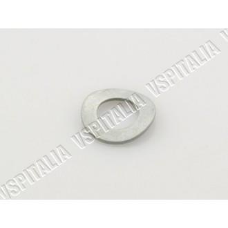 18b - Pinza freno a disco SIP in alluminio nera, lavorata CNC per Vespa PX 125 150 200 - R.O. Piaggio 58573R