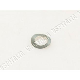 19a - Pastiglie pinza freno a disco Vespa PX 125 150 200 per impianto Grimeca misure 32x51,5x6 - R.O. Piaggio 497762