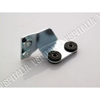 19b - Adesivo tappo serbatoio - Usare miscela al 2% Vespa PX 125 150 200 Prima serie - R.O. Piaggio 610054M003