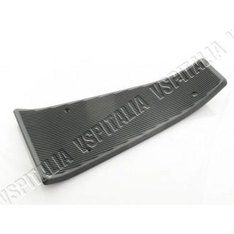 Tappetino centrale in plastica grigio per Vespa PK 50 125 S -  XL - ETS - R.O. Piaggio 214512 - 253014