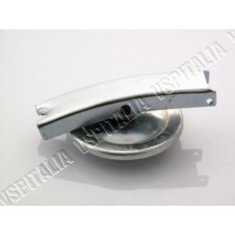 06c - Tappetino centrale grigio Vespa PX 125 150 200 Arcobaleno - R.O. Piaggio 219109