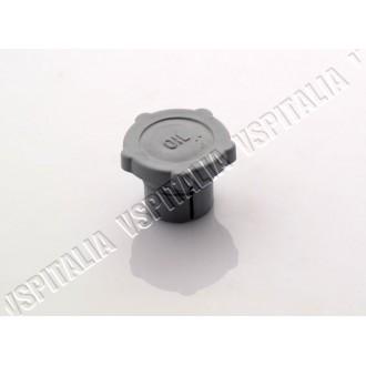 07 - Ribattino testa piatta in alluminio Vespa PX 125 150 200 - R.O. Piaggio 010805