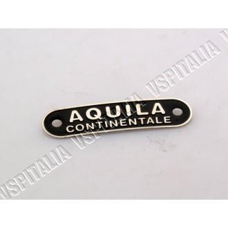 09b - Piedini cavalletto metallo satinati Vespa PX 125 150 200