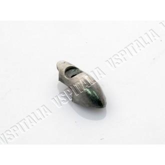 14b - Tirante aria SIP in alluminio lucidato Vespa PX 125 150 200 - R.O. Piaggio 580938/266158
