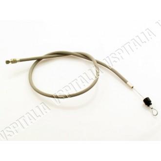 04a - Staffa supporto bobina alta tensione Vespa 50 125 Primavera - R.O. Piaggio 156338 - 90613 - 151931 - 119709 - 1527