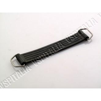 Cinghia fissaggio batteria ORIGINALE PIAGGIO per Vespa PX - T5, lunghezza 200mm - R.O. Piaggio 218812