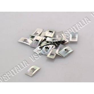 Molletta fissaggio targhette per tutti i modelli di Vespa - R.O. Piaggio 008108