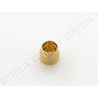 Olivetta in ottone di ricambio per Raccordi Recuperabili tubo in treccia freno a disco