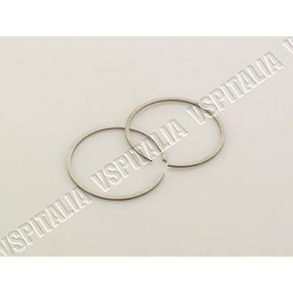 09c - Adesivo tappo serbatoio -Usare miscela al 2%- R.O. Piaggio 610054M003