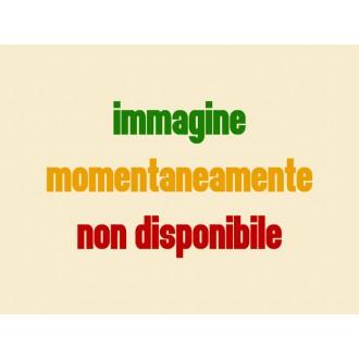 08f - Mascherina copristerzo cromata Vespa PX 125 150 200 freno a disco - R.O. Piaggio 574651
