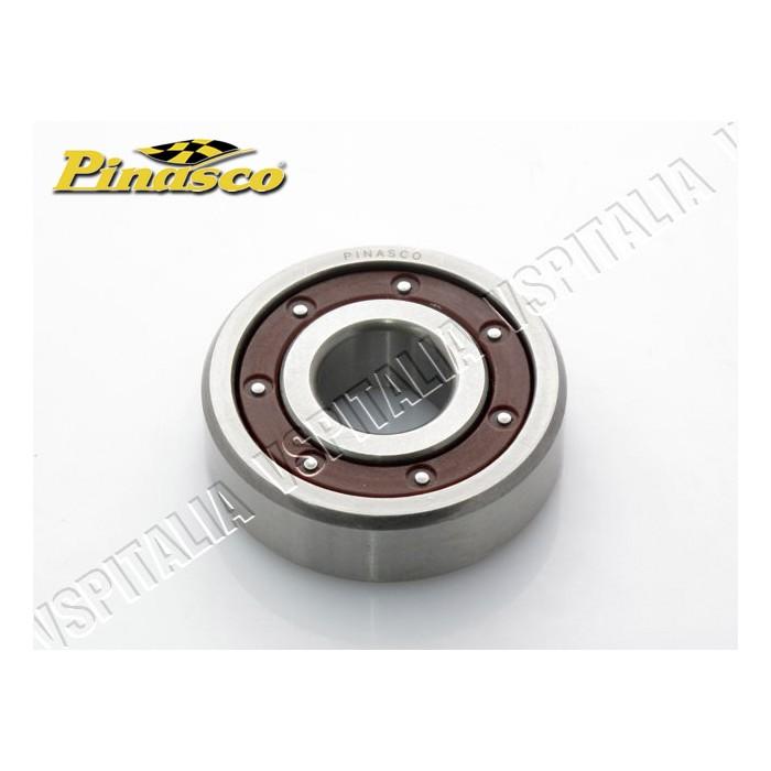 10 - Cuscinetto PINASCO alta velocità in bachelite lato frizione 17x47x14 Vespa 50 125 Primavera ET3